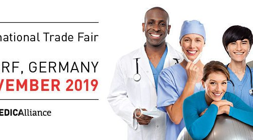 Santex vola in Germania per la fiera medica 2019