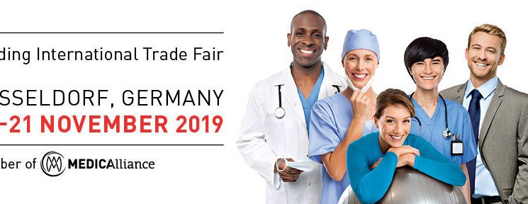 Santex flies to Germany for the 2019 medical fair